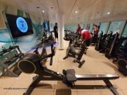 Salle de sport - Norwegian Encore