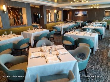 Savor restaurant - Norwegian Encore
