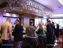 Skyline bar - Norwegian Encore