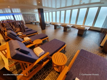 Spa - Norwegian Encore