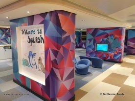 Splash Academy Club enfants - Norwegian Encore