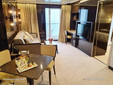 Suite The Haven - Norwegian Encore