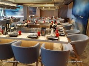 Teppanyaki restaurant - Norwegian Encore