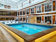 The Haven piscine - Norwegian Encore