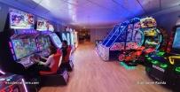 The Local Jeux d'arcade - Norwegian Encore