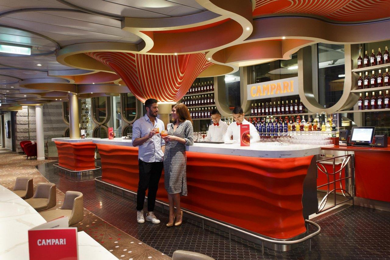 Costa Smeralda - Bar Campari