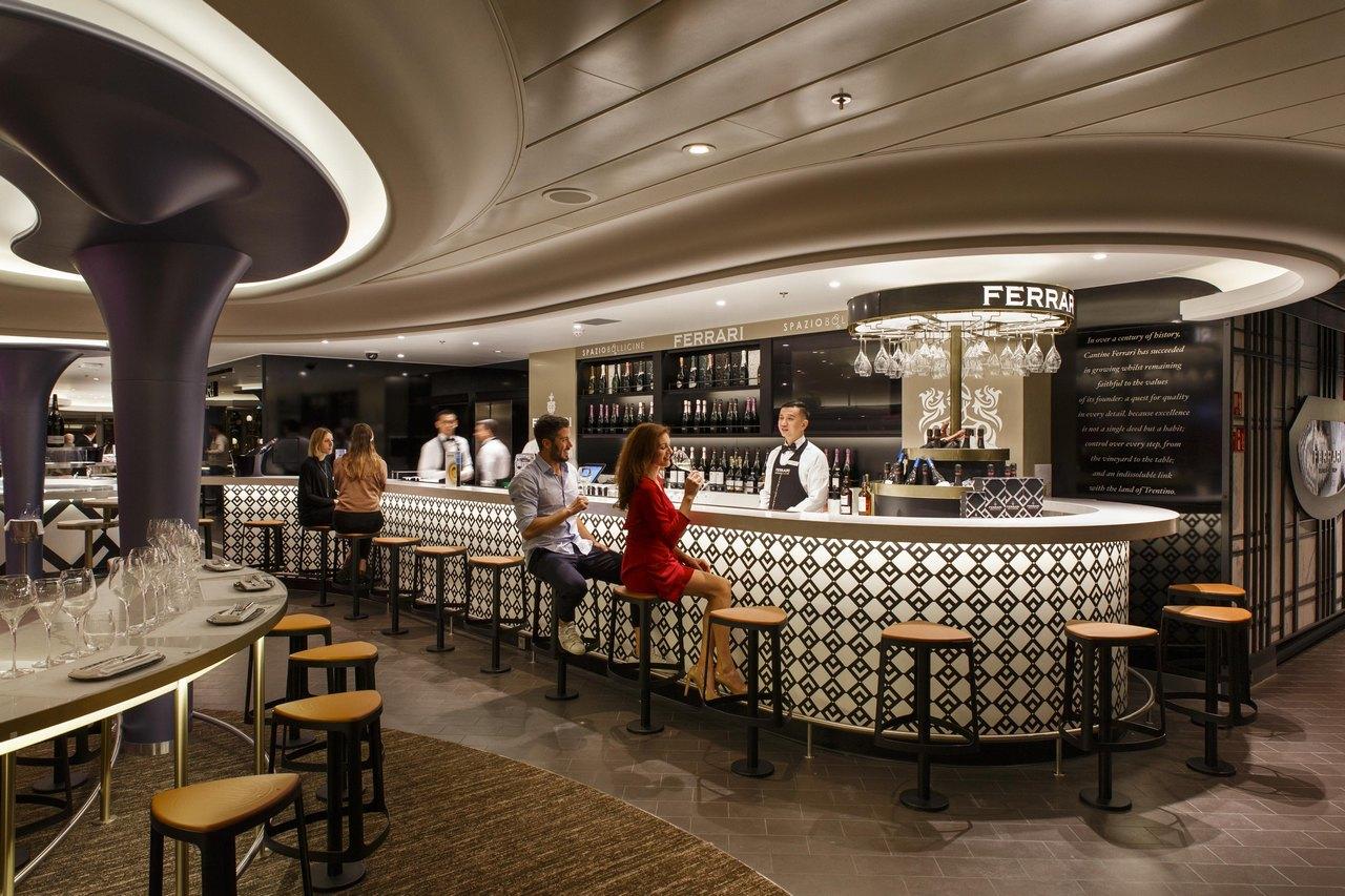 Costa Smeralda - Bar Ferrari