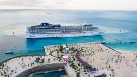MSC Divina - Ocean Cay