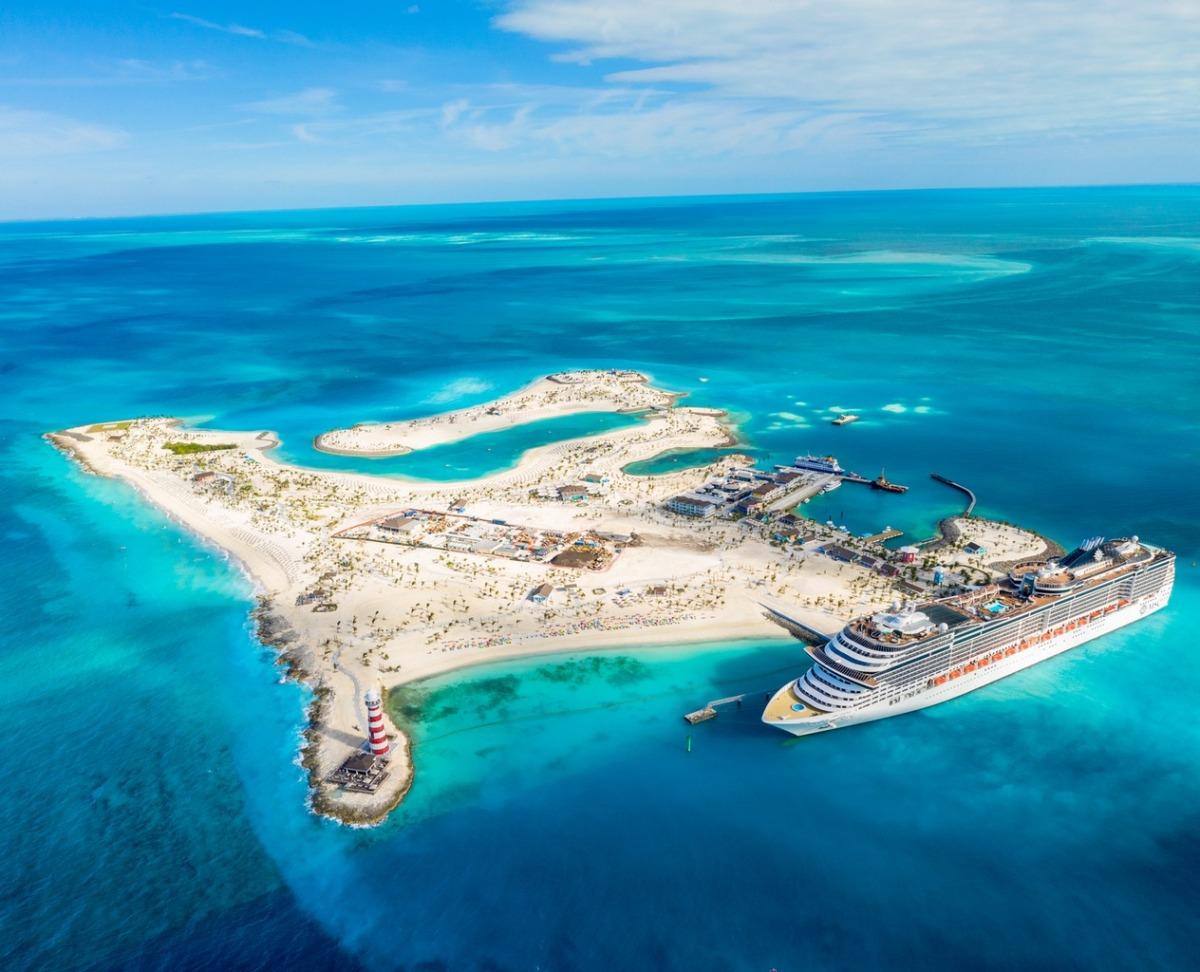 MSC Ocean Cay - Conrad Schutt 2