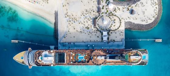 MSC Ocean Cay - Conrad Schutt
