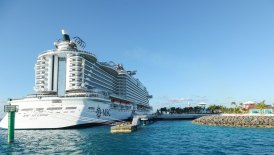 MSC Seaside - Ocean Cay - James McEntee