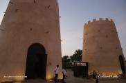 Abu Dhabi - Désert Arabian nights village