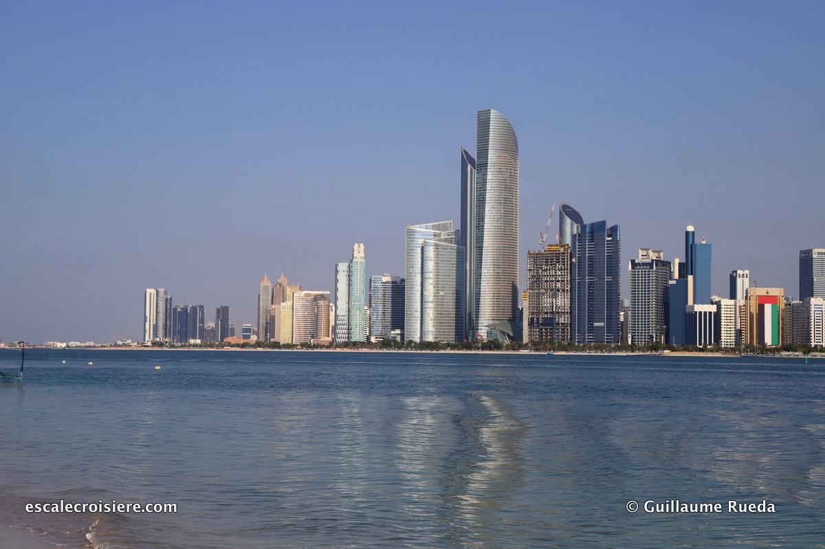 Abu Dhabi - La Corniche