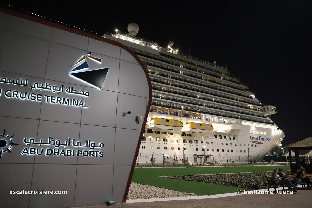 Costa Diadema - Abu Dhabi