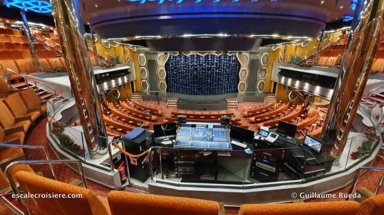Costa Diadema - Théâtre
