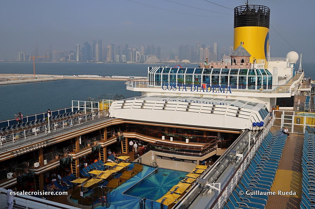 Doha - Qatar- Costa Diadema