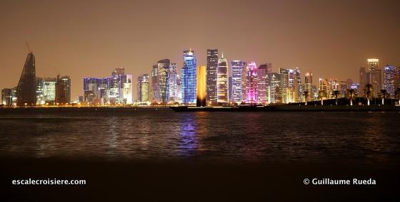 Doha Skyline - Qatar