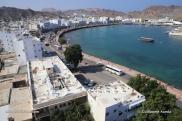Mascate - La Corniche