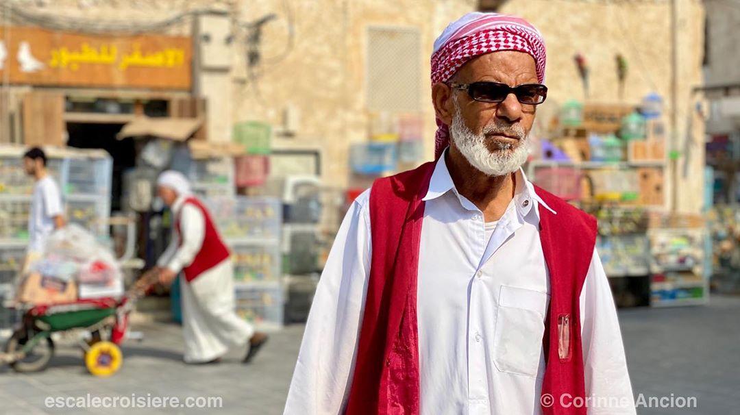 doha - qatar - souk Waqif