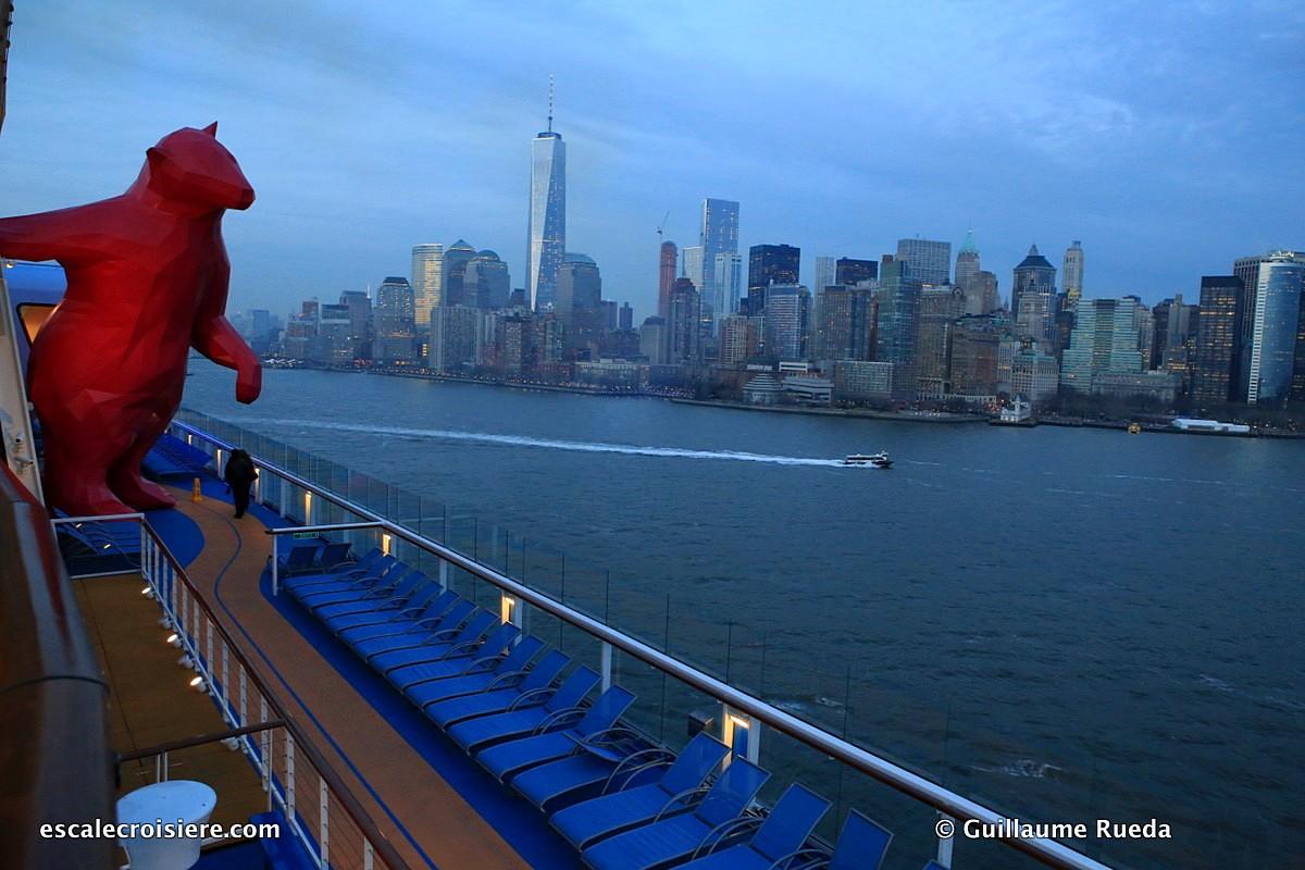Quantum of the Seas - NYC - New York City