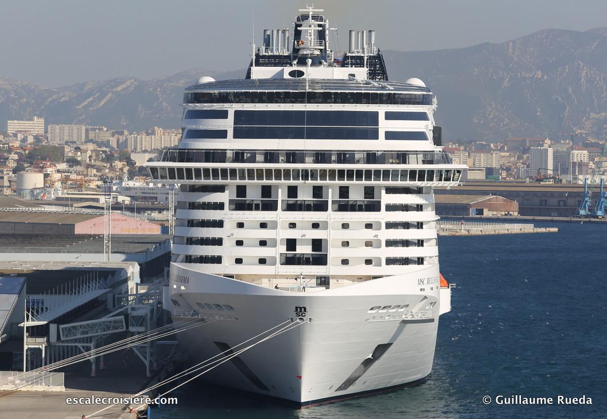 MSC Bellissima - Marseille