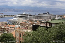 MSC Splendida - Messine