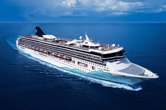 Norwegian Spirit 2020