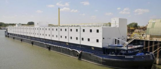 Barge Rossini