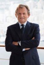 Roberto Martinoli , Président et P.-D.G. de Silversea