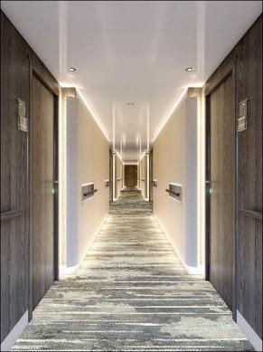 Silver Origin - Silversea - couloir cabin