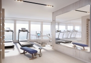 Silver Origin - Silversea -Gym