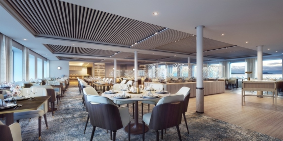 Silver Origin - Silversea - The Restaurant