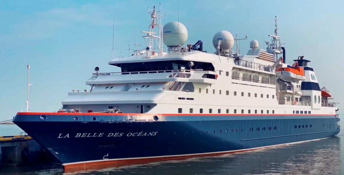 La Belle des Océans -CroisiEurope