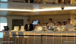 Bar - Grand Salon - Jacques Cartier - Ponant