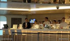 Bar - Grand Salon - Jacques Cartier - Ponant