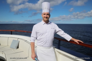 Chef Florent Delfortie - Le Jacques Cartier - Ponant (4)