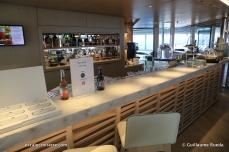 Bar Grand Salon - Le Jacques Cartier - Ponant