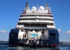 Marina - Le Jacques Cartier - Ponant