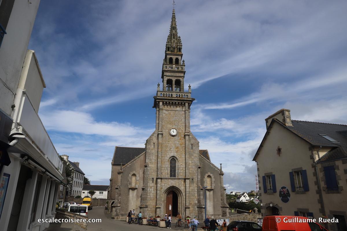 Ouessant - Lampaul