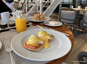 Petit-déjeuner - Le Jacques Cartier Ponant