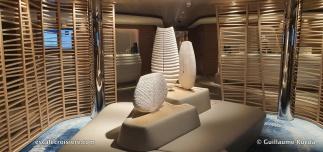 Boutique & Réception - Le Jacques Cartier - Ponant