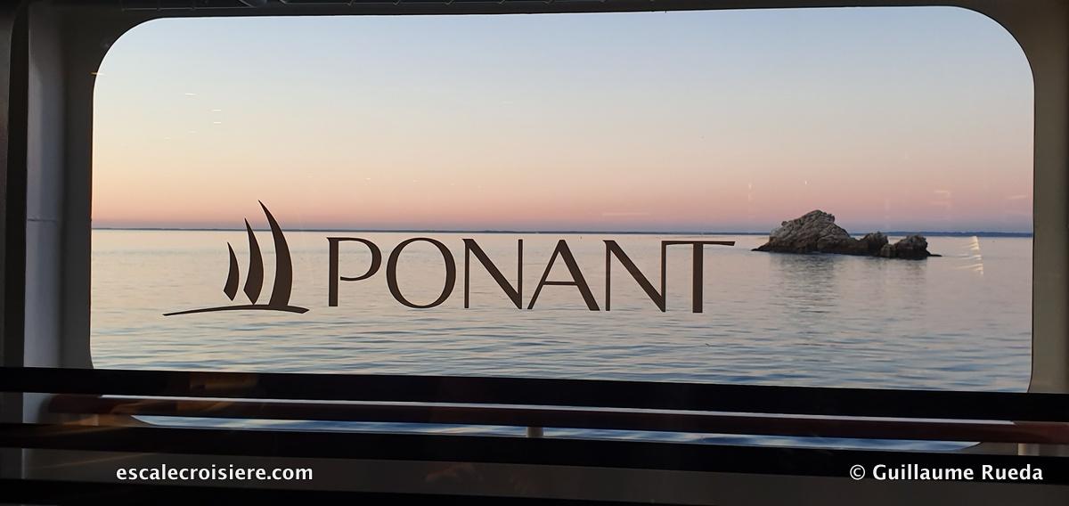 Réception - Le Jacques Cartier - Ponant