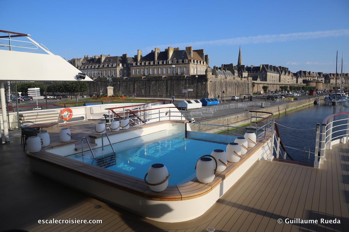 Saint-Malo - Le Jacques Cartier
