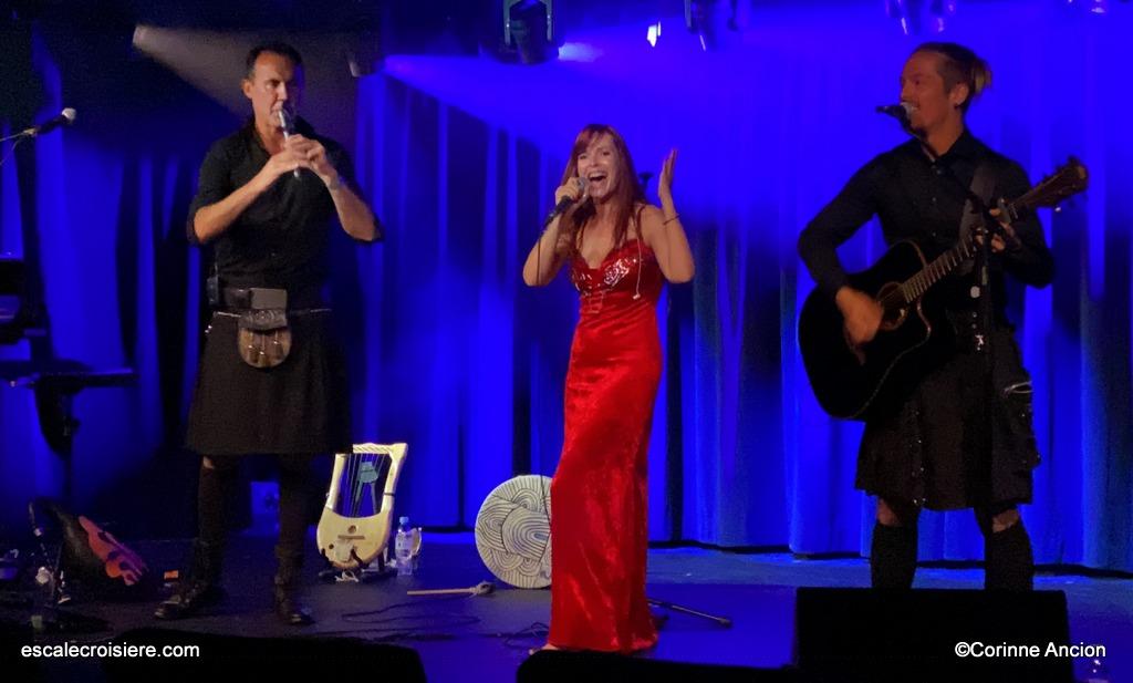 Concert de Skilda - Konan Melvel - Ponant