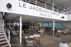 Terrasse - Le Jacques Cartier Ponant