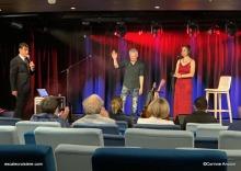 Concert Vindotalé - Le Jacques Cartier - Ponant