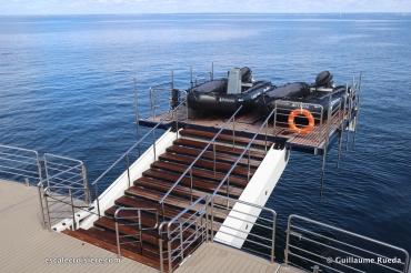 Zodiac expédition Marina - Le Jacques Cartier - Ponant
