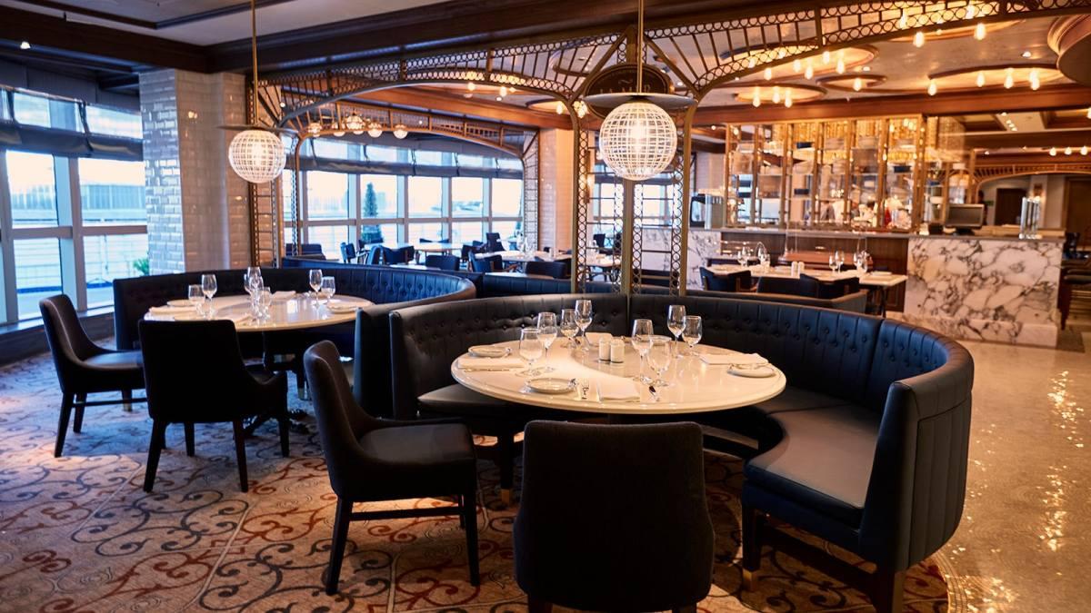 Enchanted Princess - Restaurant - La Mer