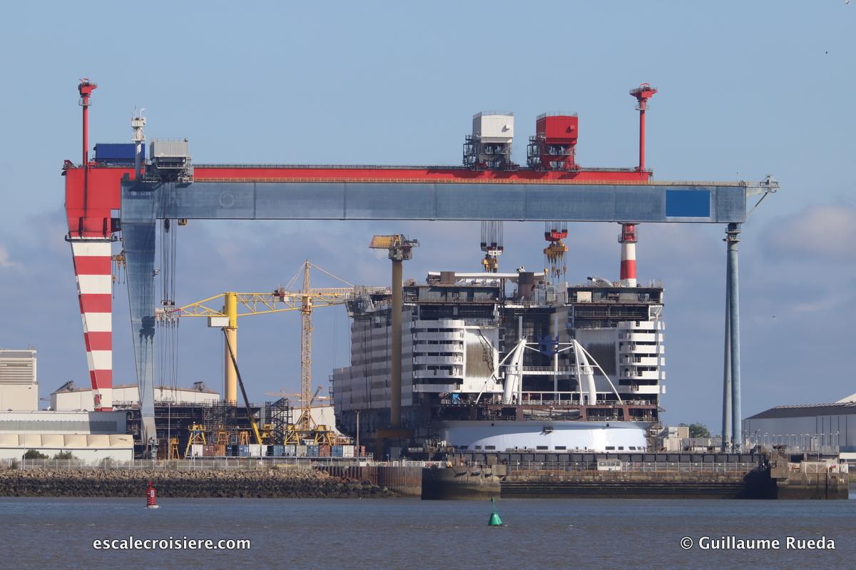 Wonder of the Seas - Chantiers de l'Atlantique Saint-Nazaire