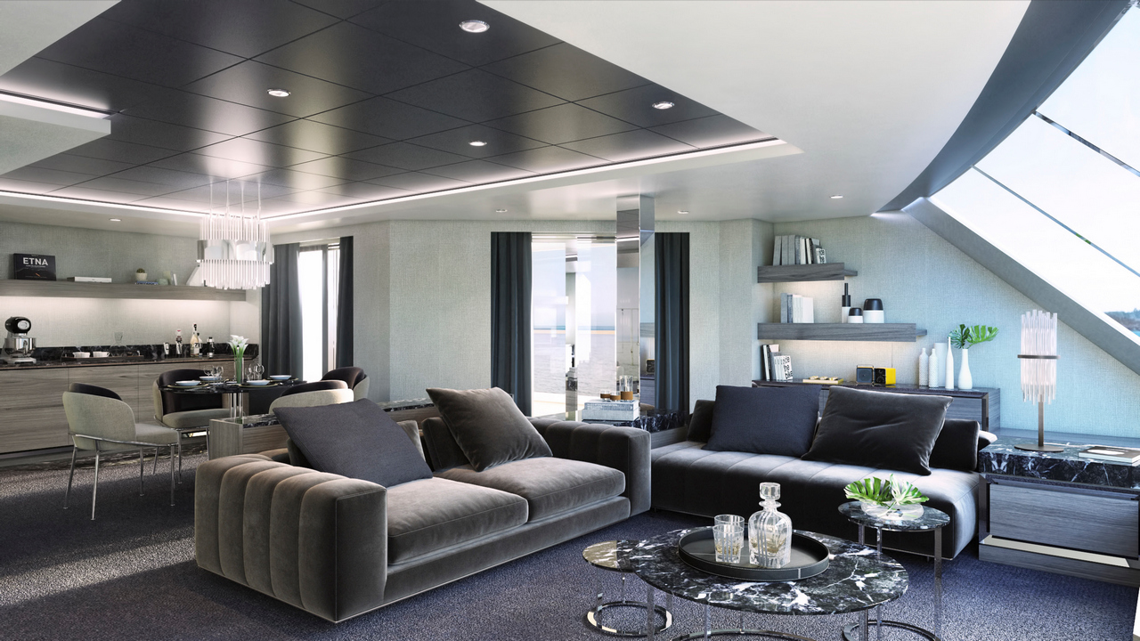 MSC Seashore, MSC Yacht Club Owner's Suite